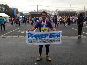 2福岡マラソン